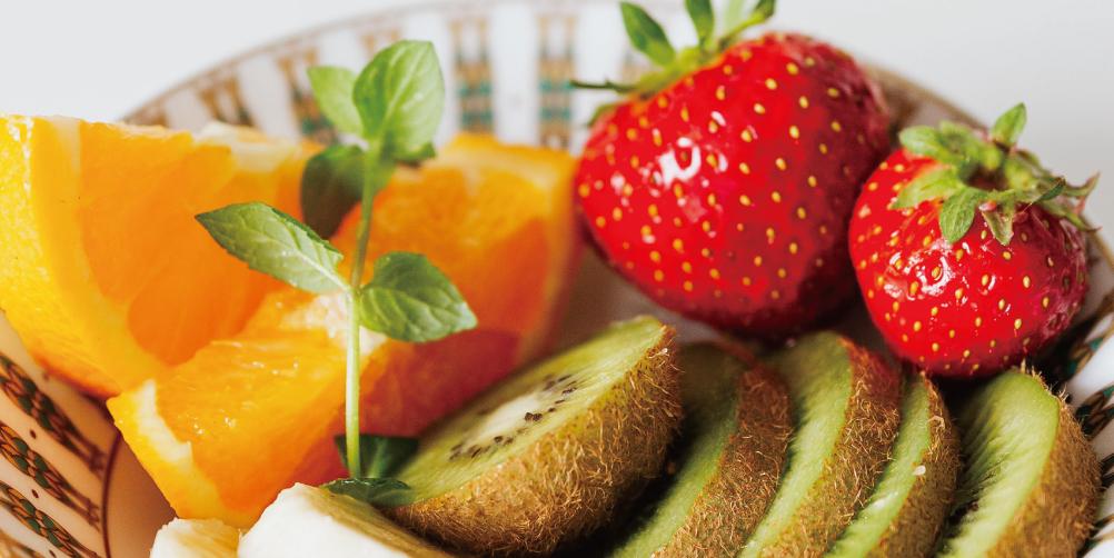 イチゴ・キウイの画像