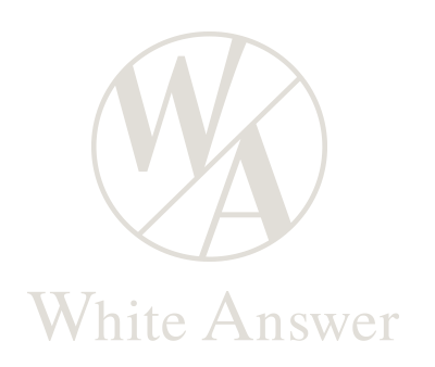 White Answer